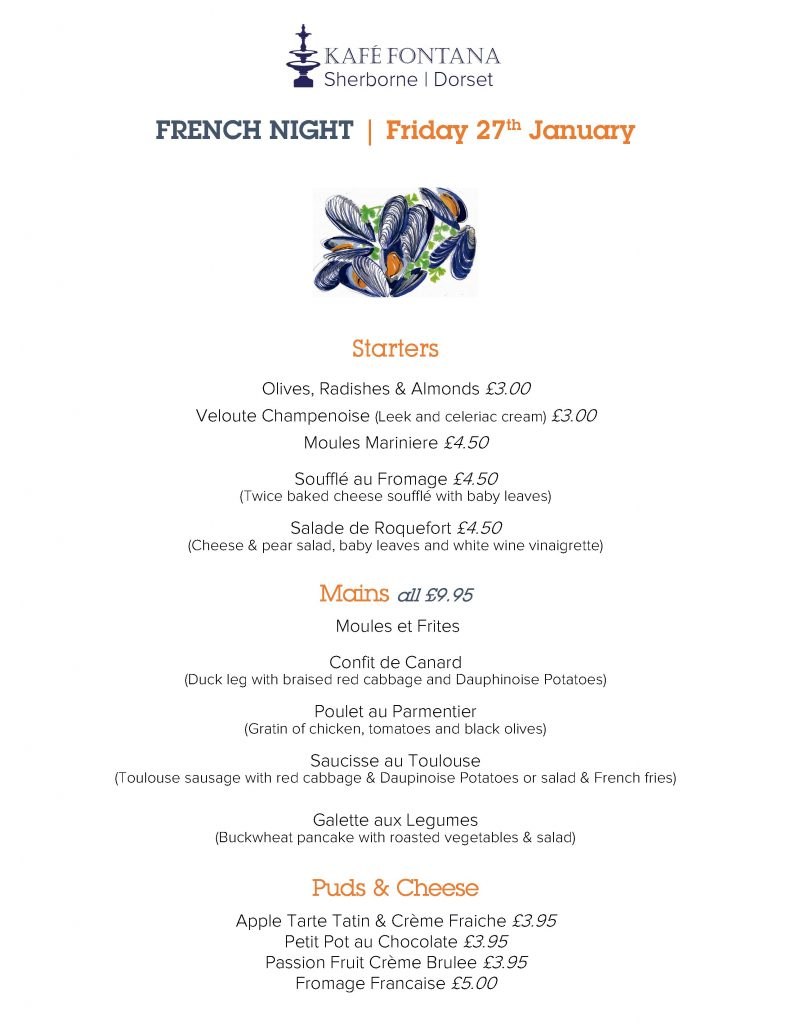 kafe-fontana-french-night-friday-27th-jan