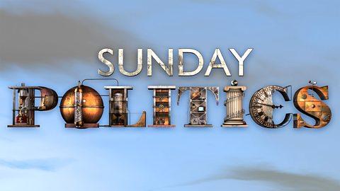 Made it to the BBC Sunday Politics Show!